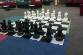 Giant chess!